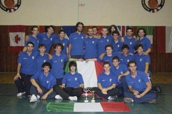 2008 con Giovanni montanari